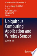 Ubiquitous Computing Application and Wireless Sensor