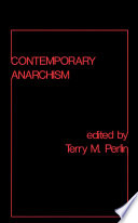 Contemporary Anarchism