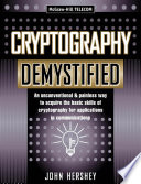 Cryptography Demystified