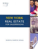 New York Real Estate for the Salesperson