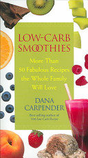 Low Carb Smoothies