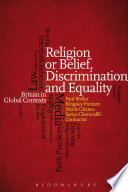 Religion or Belief  Discrimination and Equality