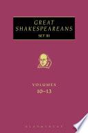 Great Shakespeareans Set III