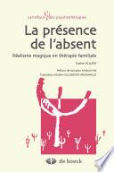 illustration du livre La présence de l'absent