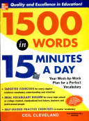 1500 Words In 15 Minutes A Day