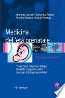 Medicina dell'étà prenatale