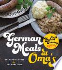 German Meals At Oma S