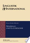 Adleraug und Luchsenohr