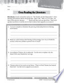 Fahrenheit 451 Close Reading and Text Dependent Questions