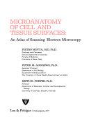 Atlante di microscopia elettronica a scandione  Microanatomia della cellula e dei tessuti