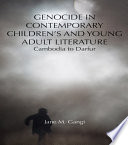 Genocide In Contemporary Children S And Young Adult Literature