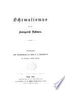 Schematismus für das Königreich Böhmen