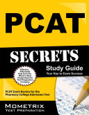 PCAT Secrets Study Guide