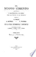 Il Nuovo cimento della Societ   italiana di fisica