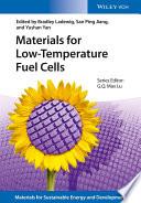 Materials for Low Temperature Fuel Cells