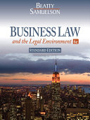 download ebook business law and the legal environment, standard edition pdf epub