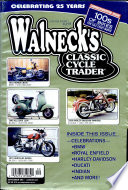 WALNECK S CLASSIC CYCLE TRADER  SEPTEMBER 2003