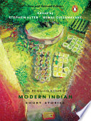 The Penguin Book of Modern Indian Short Stories