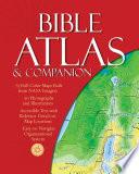 Bible Atlas   Companion