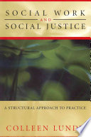 Social Work And Social Justice book