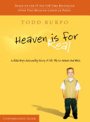 Heaven Is For Real Conversation Guide : is now a dvd-based conversation kit for...