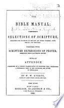 The Bible Manual