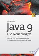 Java 9 Die Neuerungen