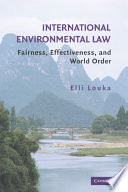 International Environmental Law