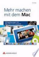 Mehr machen mit dem Mac