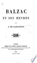 Balzac et ses œuvres