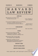 Harvard Law Review: Volume 131, Number 5 - March 2018