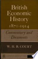 british economic history 1700 1870