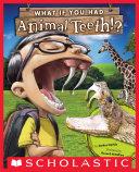 download ebook what if you had animal teeth? pdf epub