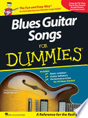 Blues Guitar Songs for Dummies  Music Instruction