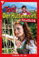Toni der H  ttenwirt Staffel 6   Heimatroman