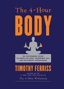 download ebook the 4-hour body pdf epub