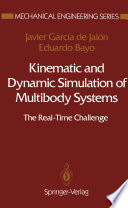 Kinematic and Dynamic Simulation of Multibody Systems