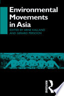 Environmental Movements in Asia