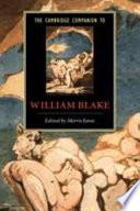 The Cambridge Companion to William Blake