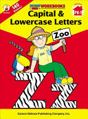 Capital   Lowercase Letters