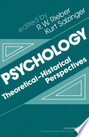 Psychology Of The Theoretical Traditions In Psychology The