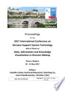 Proceedings of the 2017 International Conference on Decision Support System Technology