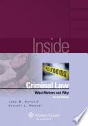 Inside Criminal Law