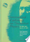 International Conference on Theoretical Physics
