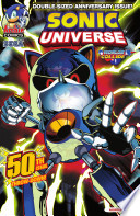 Sonic Universe #50 : 20 years of sonic the...