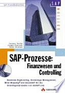 SAP-Prozesse: Finanzwesen und Controlling
