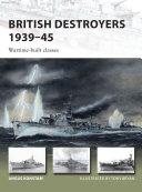 British Destroyers 1939   45