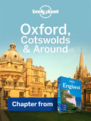 Lonely Planet Oxford  Cotswolds   Around