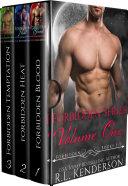 download ebook forbidden series: volume one (books #1-3) pdf epub