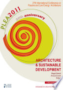 Architecture   Sustainable Development  vol 2